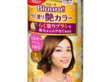市販の白髪染めは危険!ブローネのらく塗り艶カラーの危険成分を暴露!