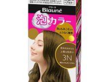 人気の白髪染め!ブローネ泡カラーはクリームタイプの白髪染めより危険!